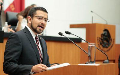 Exentar del ISR al salario de personas mayores de 60 años, propone senador Héctor Menchaca Medrano