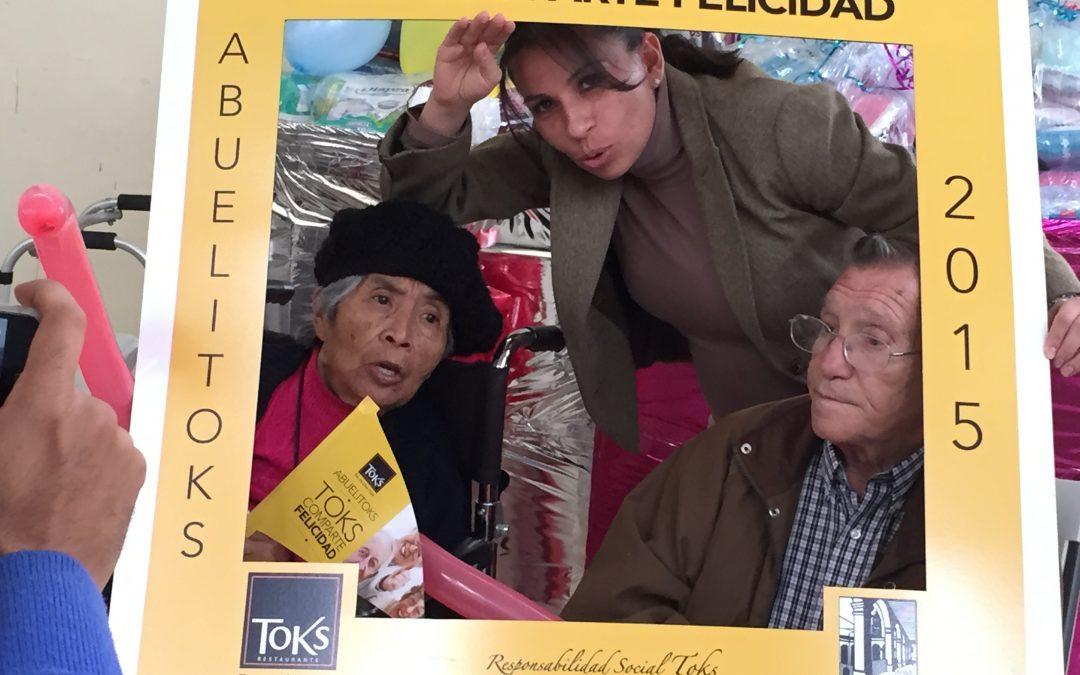 Octubre 2016 – Amigos de Toks nos visitan