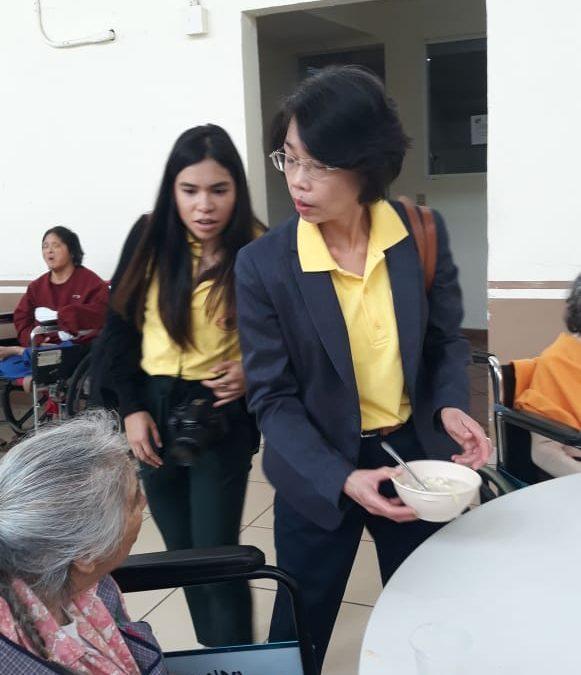 Julio 2019 – Embajada de Tailandia nos visita