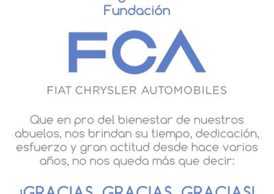 GRACIAS FCA